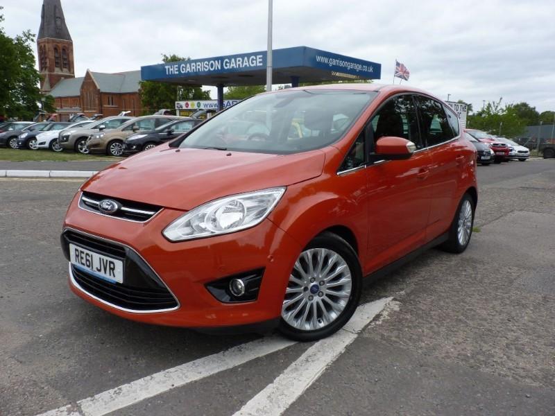 used Ford C-Max TITANIUM TDCI in hampshire-and-surrey