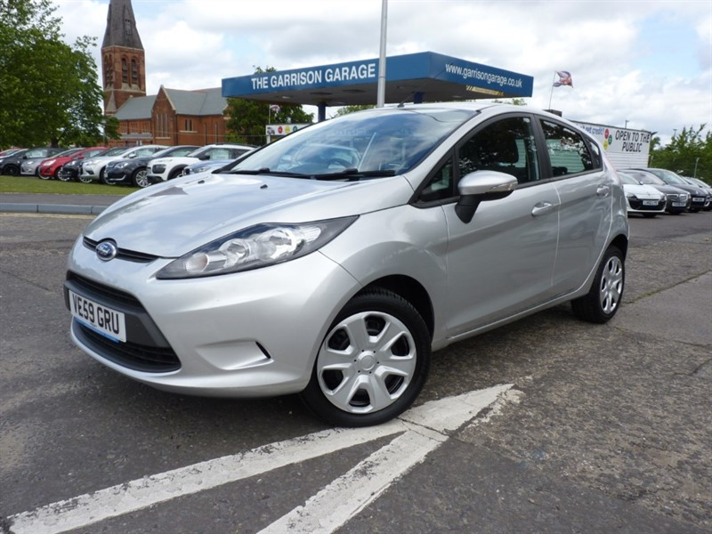 used Ford Fiesta EDGE in hampshire-and-surrey