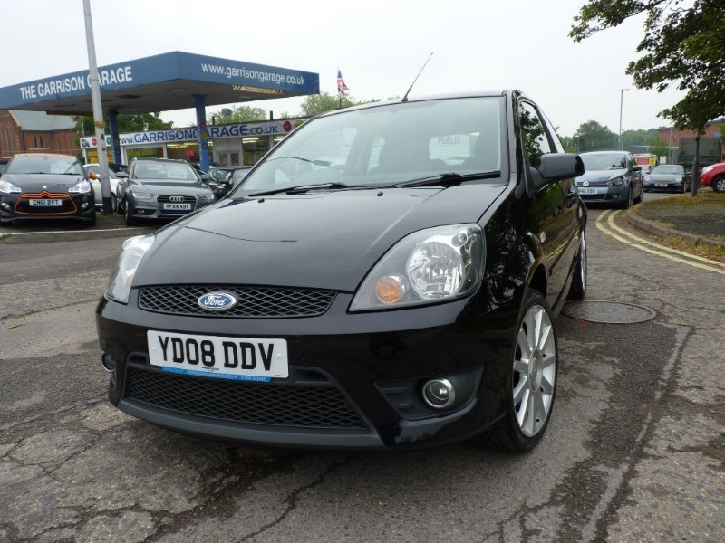 used Ford Fiesta ST 16V in hampshire-and-surrey