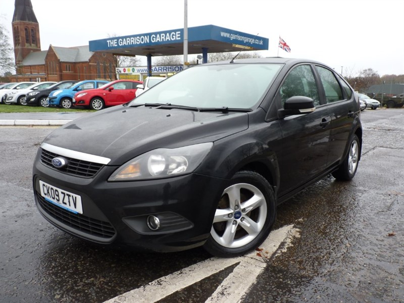 used Ford Focus ZETEC 110 in hampshire-and-surrey