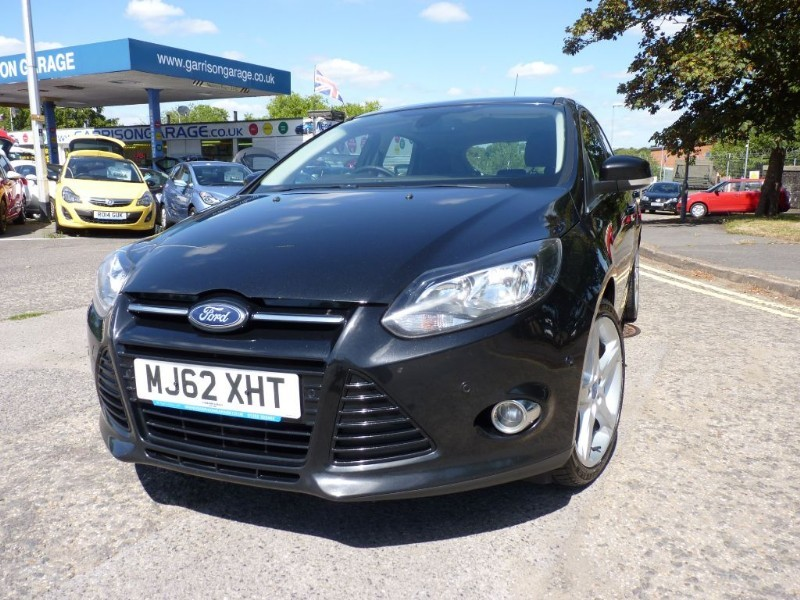 used Ford Focus TITANIUM TDCI 115 in hampshire-and-surrey