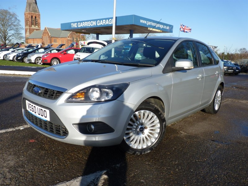 used Ford Focus TITANIUM TDCI in hampshire-and-surrey