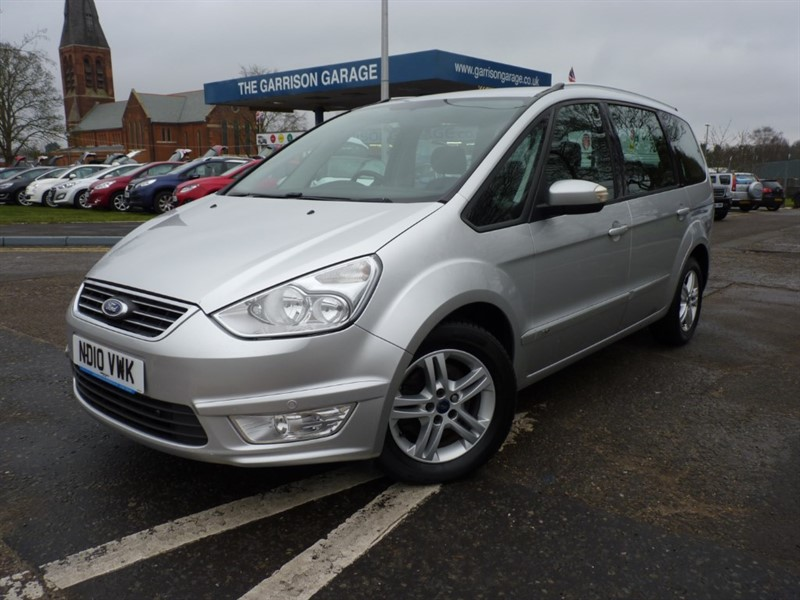 used Ford Galaxy ZETEC TDCI in hampshire-and-surrey