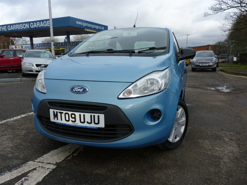used Ford KA STUDIO in hampshire-and-surrey