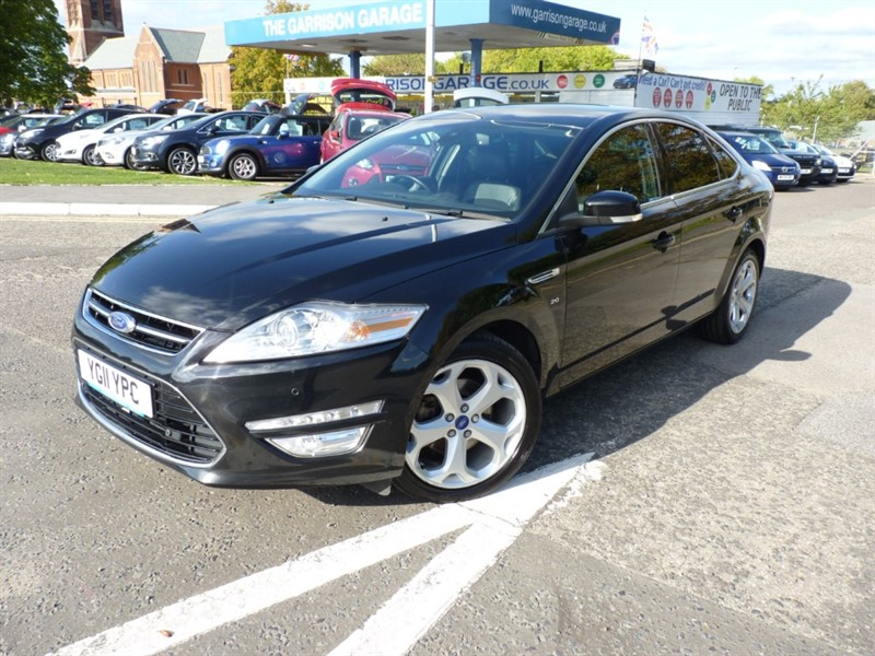used Ford Mondeo TITANIUM X TDCI in hampshire-and-surrey