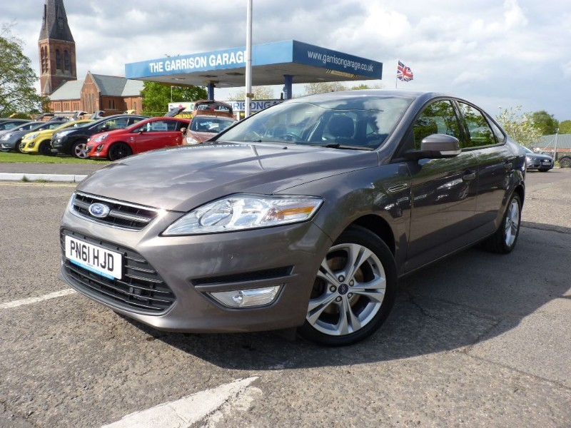 used Ford Mondeo ZETEC TDCI in hampshire-and-surrey