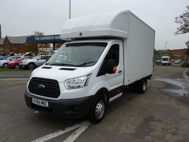 used Ford Transit 350 C/C DRW in hampshire-and-surrey