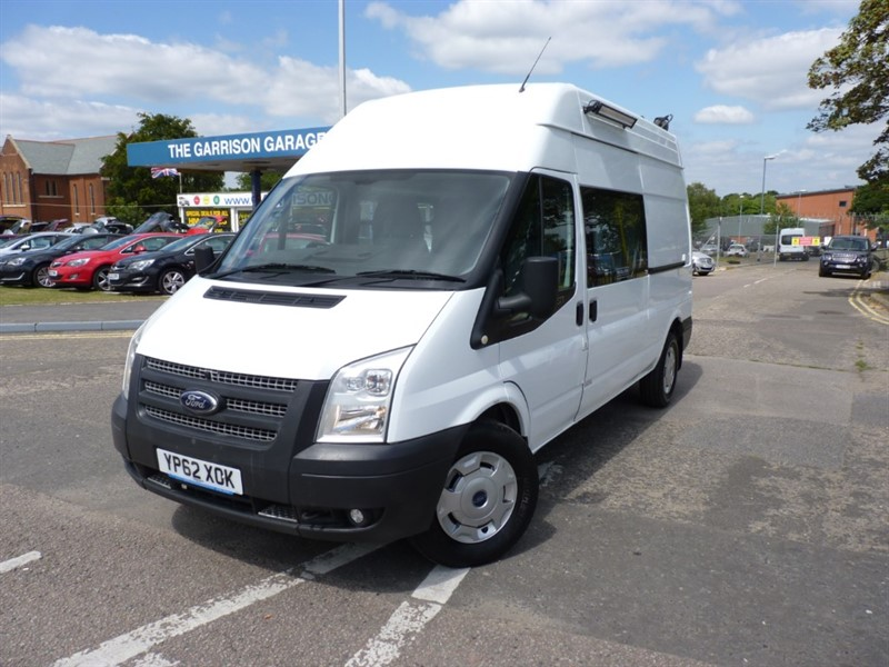 used Ford Transit 350 H/R P/V in hampshire-and-surrey