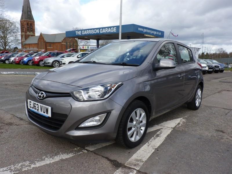 used Hyundai i20 ACTIVE in hampshire-and-surrey