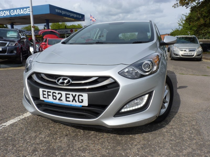 used Hyundai i30 ACTIVE in hampshire-and-surrey