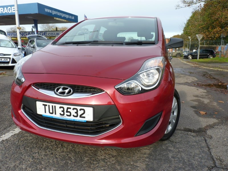 used Hyundai ix20 CLASSIC in hampshire-and-surrey