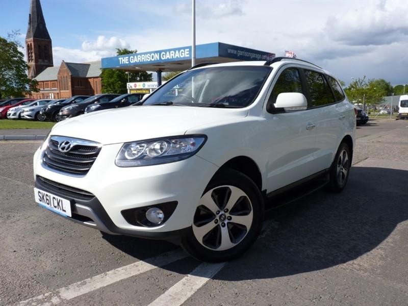 used Hyundai Santa Fe CRDI PREMIUM in hampshire-and-surrey