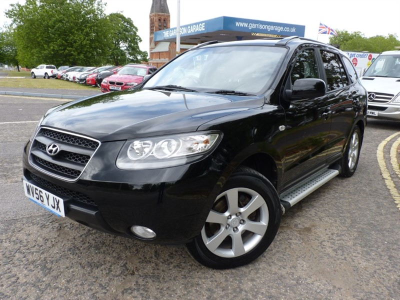 used Hyundai Santa Fe CRTD CDX PLUS in hampshire-and-surrey