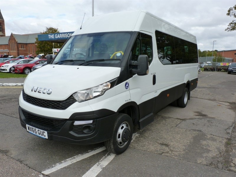 used Iveco Daily 50C15V in hampshire-and-surrey