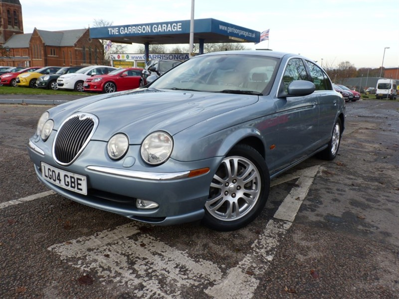 used Jaguar S-Type V6 SE in hampshire-and-surrey