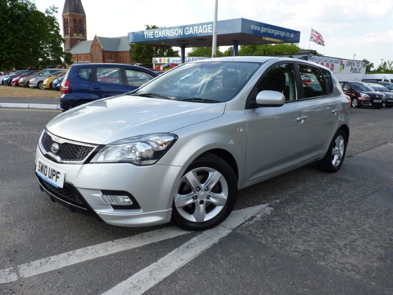used Kia Ceed 3 CRDI in hampshire-and-surrey
