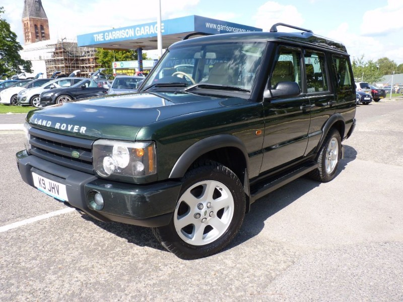 used Land Rover Discovery TD5 ES in hampshire-and-surrey