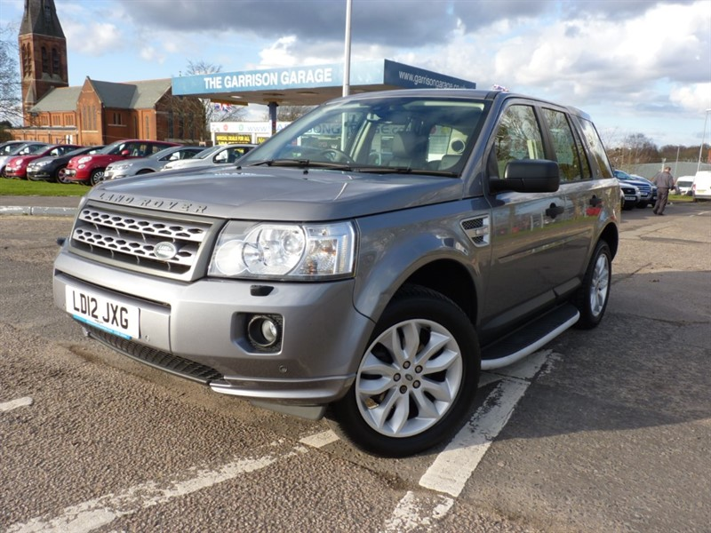 used Land Rover Freelander TD4 HSE in hampshire-and-surrey