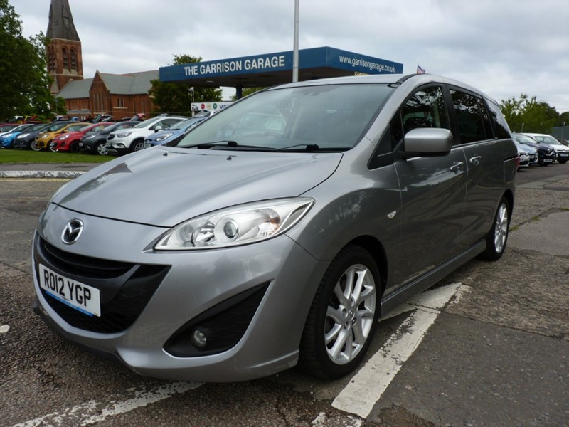 used Mazda Mazda5 SPORT in hampshire-and-surrey