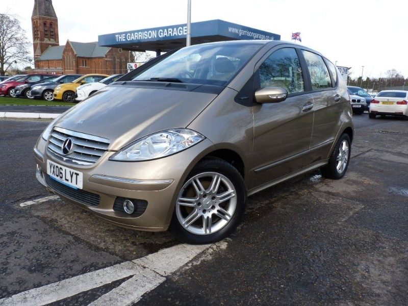 used Mercedes A170 ELEGANCE SE in hampshire-and-surrey