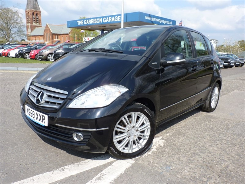 used Mercedes A150 ELEGANCE SE in hampshire-and-surrey