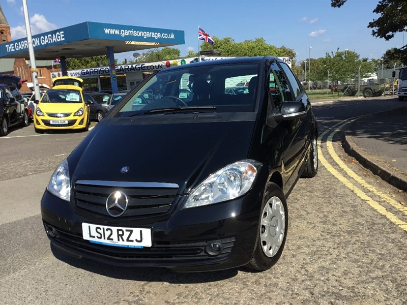 used Mercedes A160 CLASSIC SE in hampshire-and-surrey