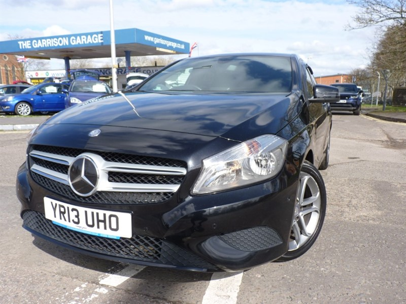 used Mercedes A180 CDI BLUEEFFICIENCY SPORT in hampshire-and-surrey