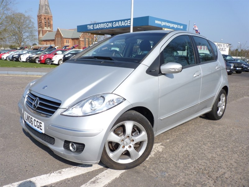used Mercedes A180 CDI AVANTGARDE SE in hampshire-and-surrey