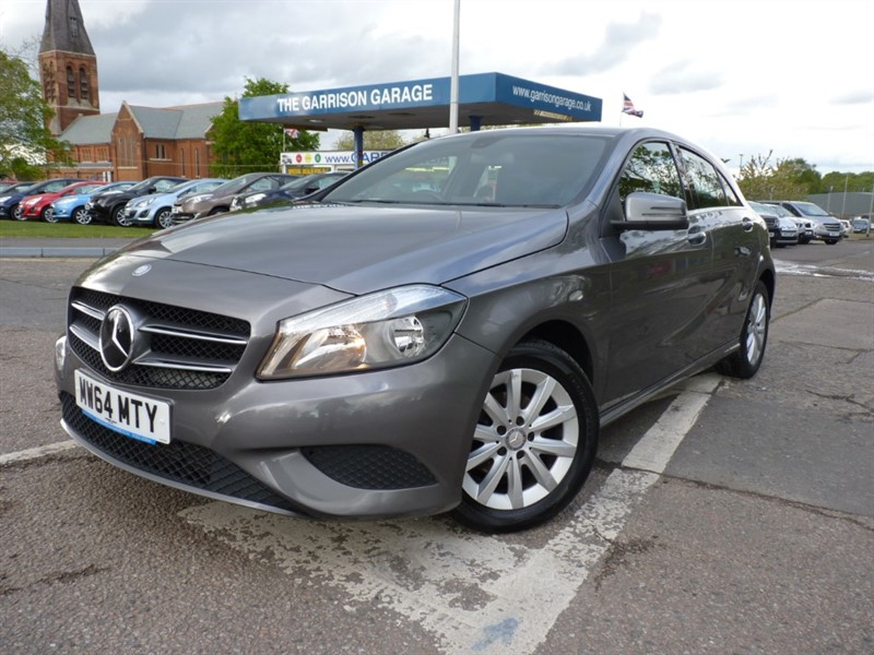 used Mercedes A180 CDI BLUEEFFICIENCY SE in hampshire-and-surrey