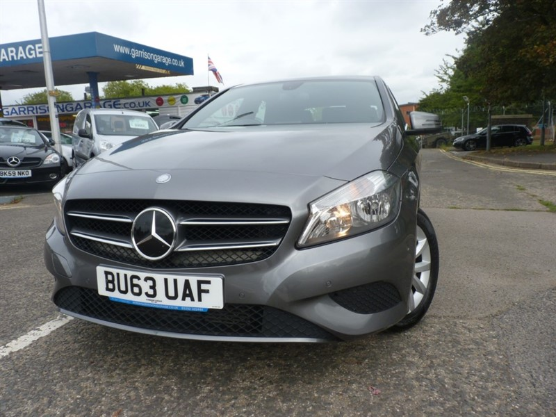 used Mercedes A180 BLUEEFFICIENCY SE in hampshire-and-surrey