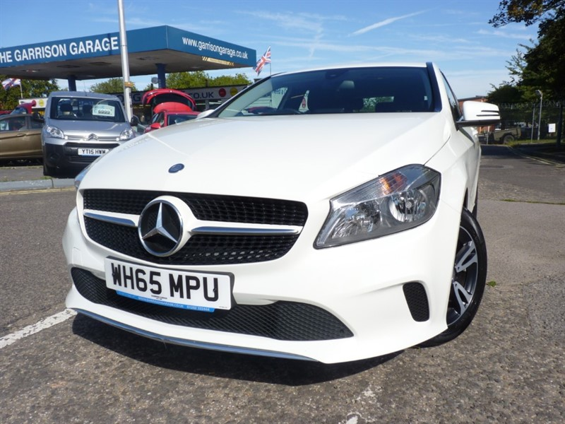 used Mercedes A180d A 180 D SE in hampshire-and-surrey