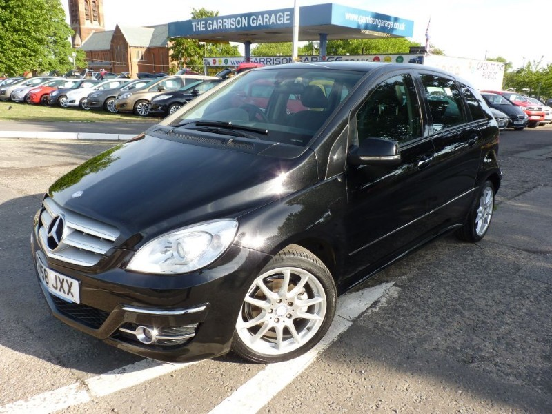 used Mercedes B150 SPORT in hampshire-and-surrey