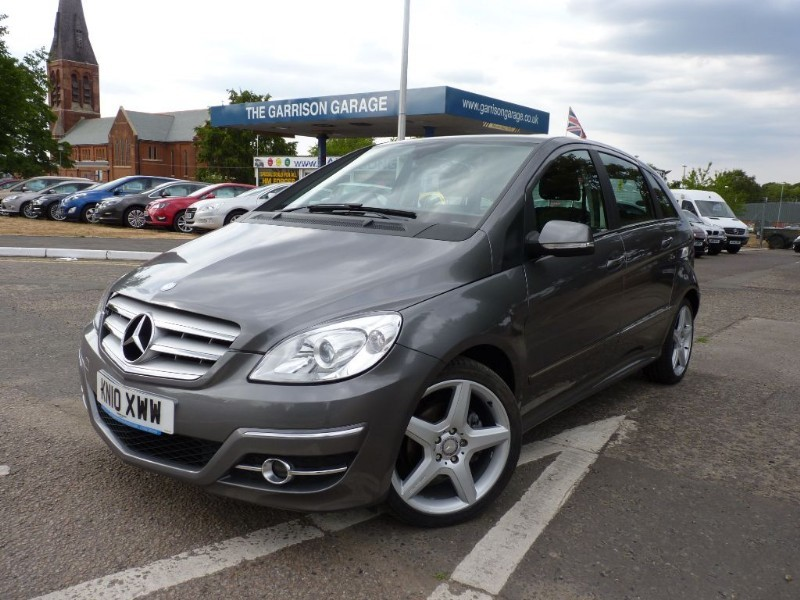 used Mercedes B200 CDI SPORT in hampshire-and-surrey