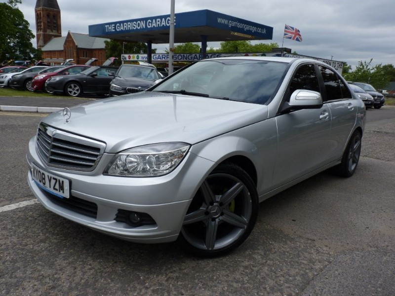 used Mercedes C180 KOMPRESSOR SE in hampshire-and-surrey