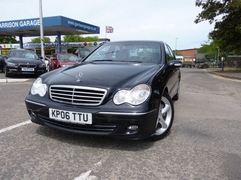 used Mercedes C180 KOMPRESSOR AVANTGARDE SE in hampshire-and-surrey