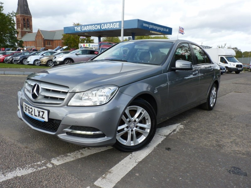 used Mercedes C220 CDI BLUEEFFICIENCY EXECUTIVE SE in hampshire-and-surrey