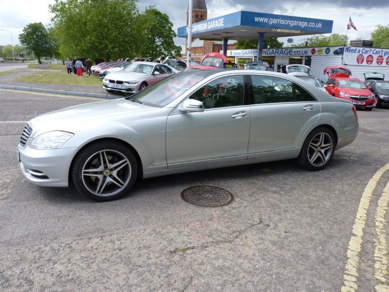 used Mercedes S500L  in hampshire-and-surrey