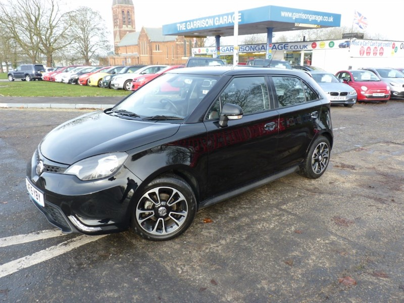 used MG 3 3 STYLE VTI-TECH in hampshire-and-surrey