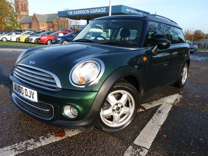 used MINI Clubman COOPER CLUBMAN in hampshire-and-surrey
