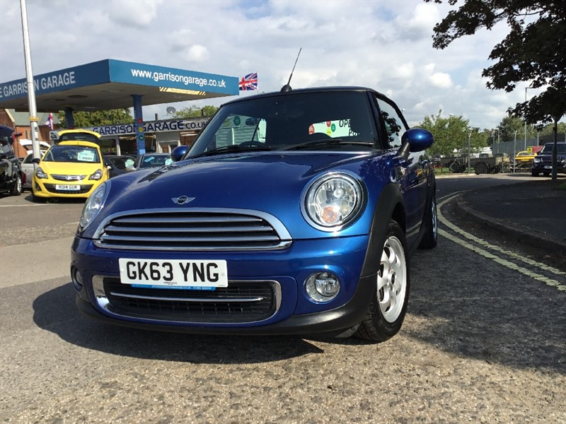 used MINI Convertible COOPER in hampshire-and-surrey