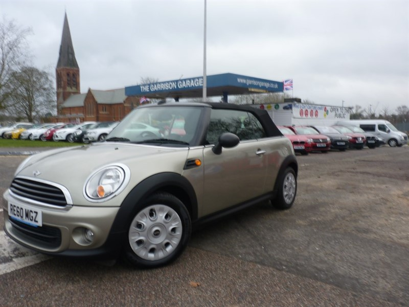 used MINI Convertible ONE in hampshire-and-surrey