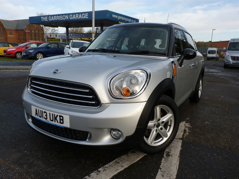used MINI Countryman COOPER D in hampshire-and-surrey