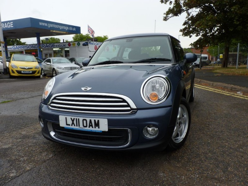 used MINI Hatch ONE in hampshire-and-surrey