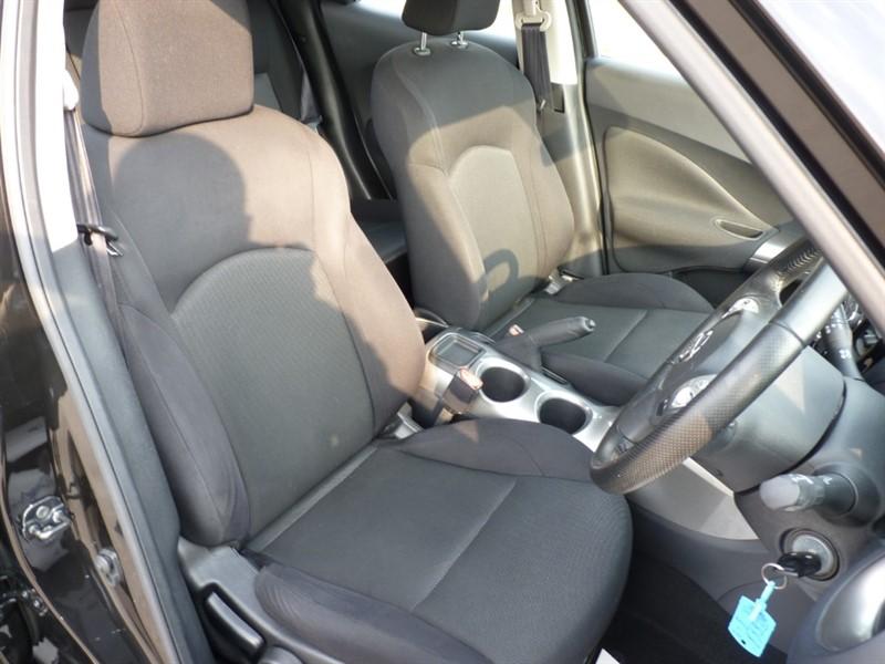 Used Black Nissan Juke For Sale Hampshire