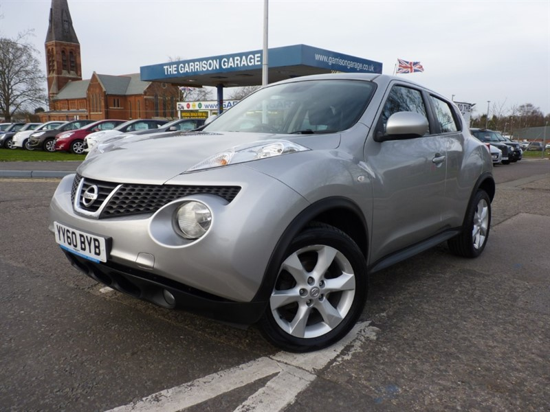 used Nissan Juke ACENTA in hampshire-and-surrey