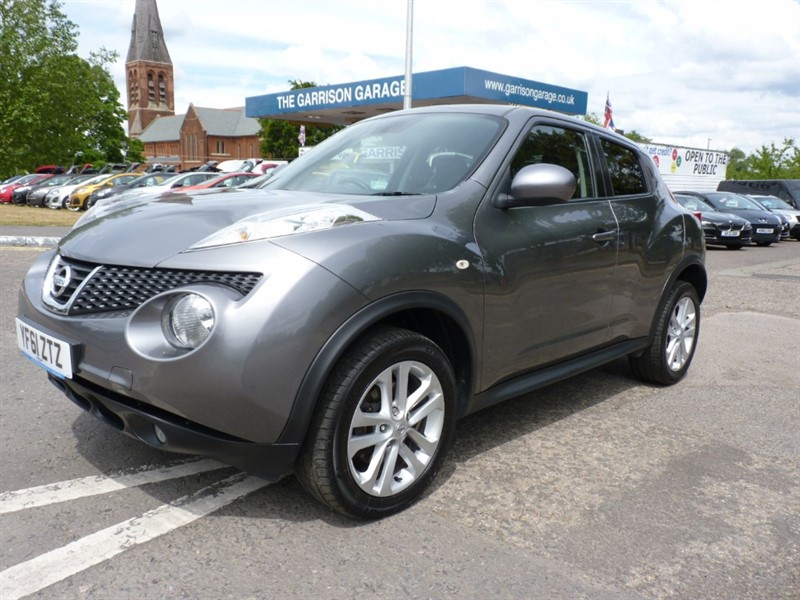 used Nissan Juke TEKNA DIG-T in hampshire-and-surrey