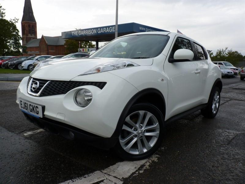 used Nissan Juke TEKNA DCI in hampshire-and-surrey
