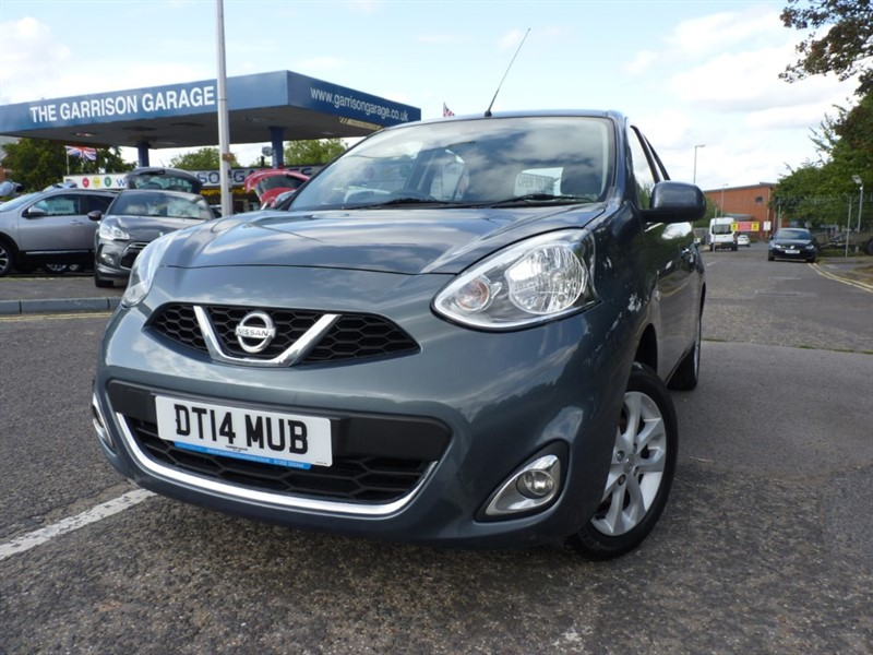 used Nissan Micra ACENTA in hampshire-and-surrey