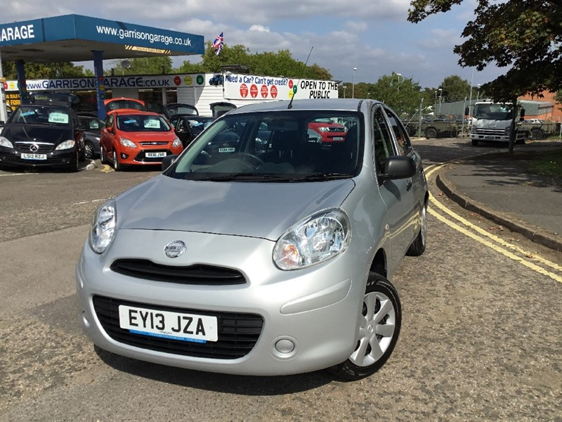 used Nissan Micra VISIA in hampshire-and-surrey