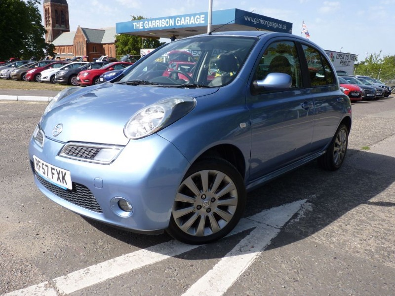 used Nissan Micra 160SR in hampshire-and-surrey